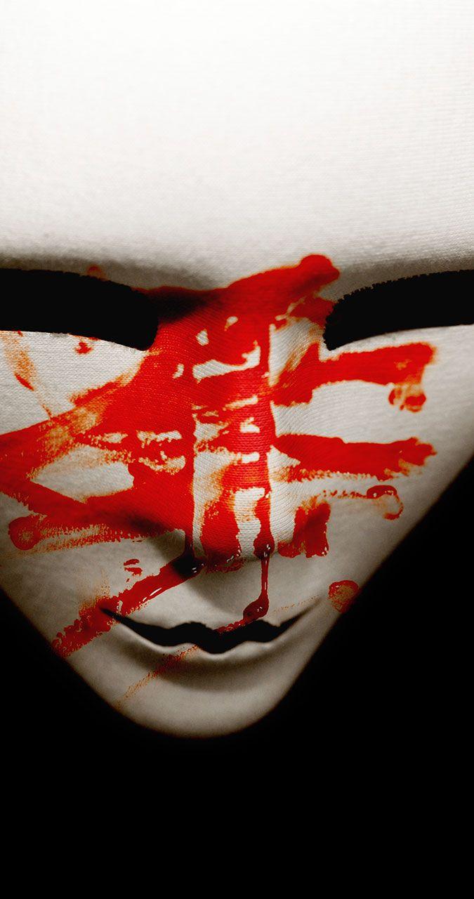 Lisa Brunner - Art Photographer - Bloody mask
