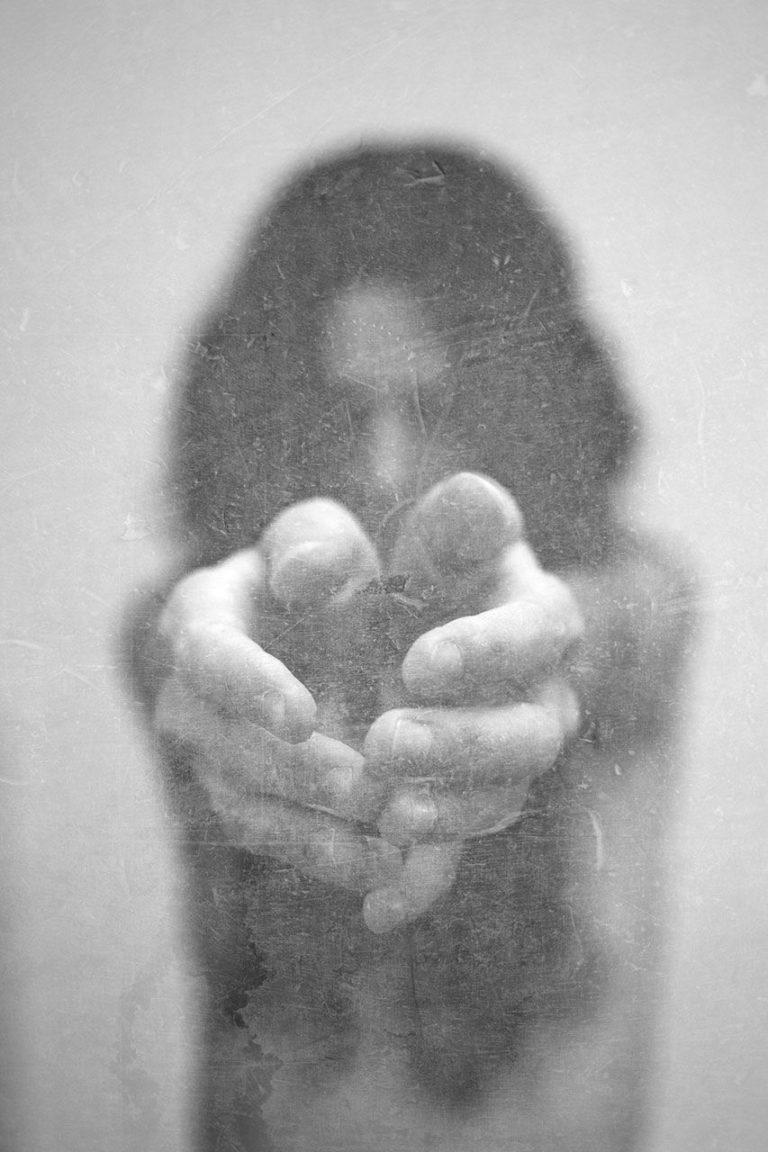 Lisa Brunner - Art Photographer - Hands stretched out
