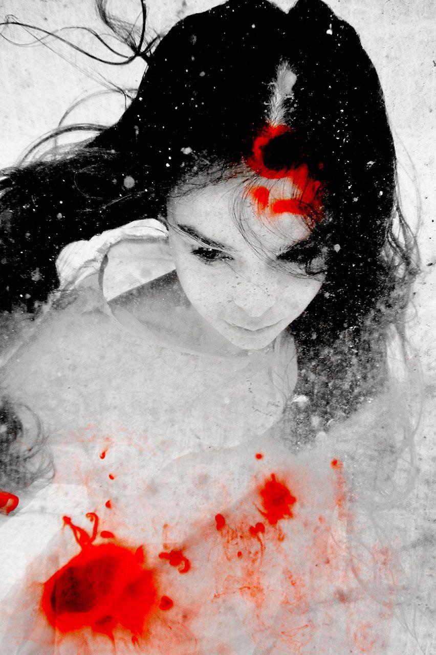 Lisa Brunner - Art Photographer - Snow White - Lluvia de Sela